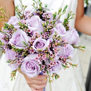 Свадебный букет из роз киев недорогой — img 15